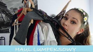 HAUL LUMPEKSOWY CZERWIEC/LIPIEC 2015 / second hand haul