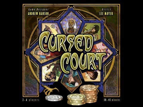 Cursed Court - A Forensic Gameology Review
