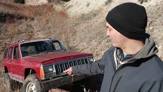 "Zach's New $600 ""Daily Mudder"" (Stuck Day 1)"