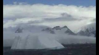 Katabatic Winds - Antarctica