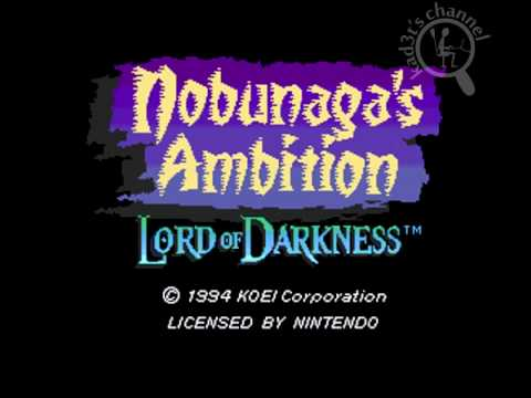 nobunaga's ambition nes review