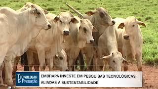 Embrapa investe em pesquisas tecnológicas aliadas a sustentabilidade | Kholo.pk