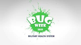 WARNING: BUG WEEK IS COMING!