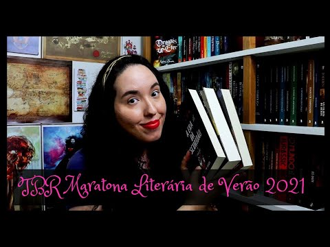 TBR Maratona Literária de Verão 2021 | Raíssa Baldoni