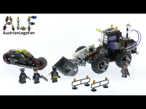 Vidéo LEGO The Batman Movie 70915 : La fuite de Double-Face