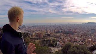 В Испанию на 4 дня за 32К. Нам бы такие зимы. Обзор города, цен на авто, продукты, жильё.