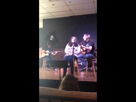 The Pretender acoustic version cover