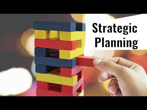 Strategic Planning Skills - Video Training Course | John Academy ...