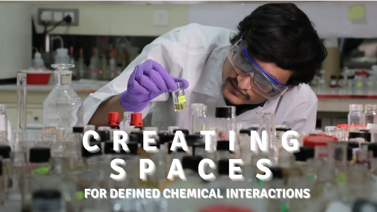 Creating spaces for defined chemical interactions