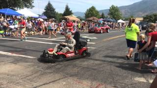 4th of July 2015 Parade in Kaysville, Utah