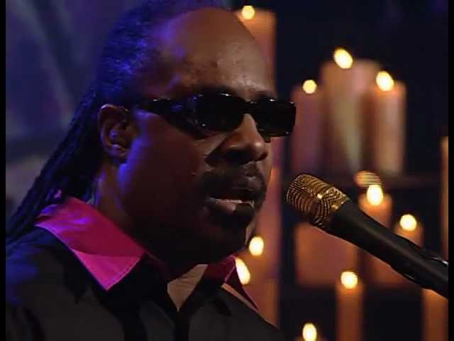 "Stevie Wonder with Take 6 - Love's in Need of Love Today (from ""America: A Tribute to Heroes"")"