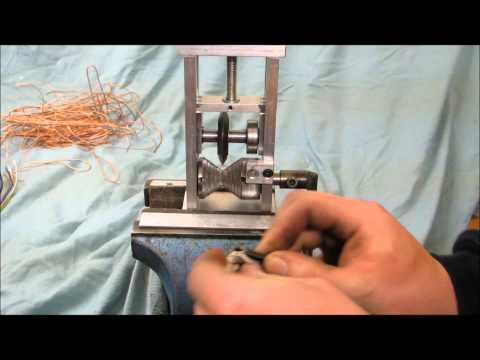 Kabelschaelmaschine, Kabelabisoliermaschine