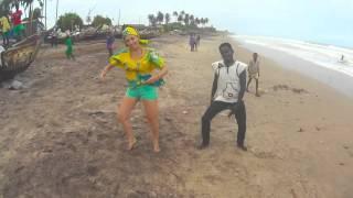 Gasmilla Feat Capaster Telemo    Dance Version by E Flex  u0026 Ioanna KyeKye