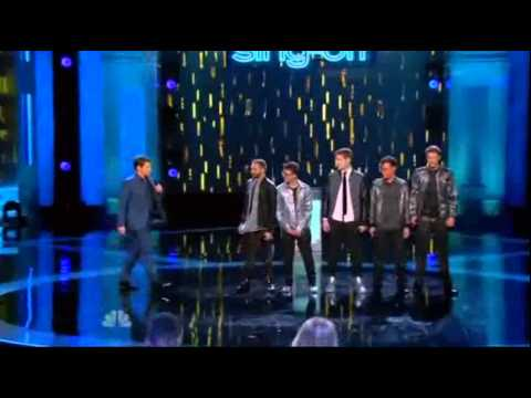 """1st Performance - A.Squared - """"Pompeii"""" By Bastille - Sing Off 5"""