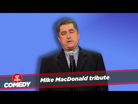 Mike MacDonald Tribute