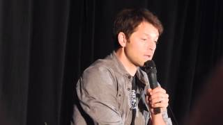Миша Коллинз, Misha Talking About Cooking With West- Torcon 2015