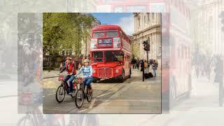 My travels around the UK