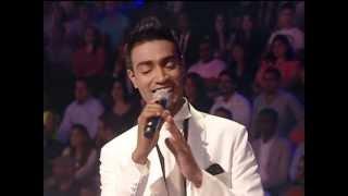 الأغنية الجماعية - حبيبي يانور العين - العروض المباشرة الأسبوع الأخير - The X Factor 2013