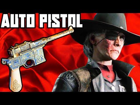 This Automatic Pistol Makes Hunt Showdown Easy