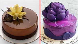 Top 10 Amazing Cake Skills Super Human God Level 🎂 The Most Satisfying Cake Decorating Video