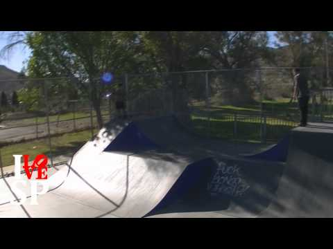Bloomington Skatepark - Bloomington - CA