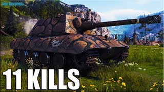 E 100 ТАНКУЕТ и ДАМАЖИТ 🌟 ЛБЗ ТТ-15 на Об 260 World of Tanks