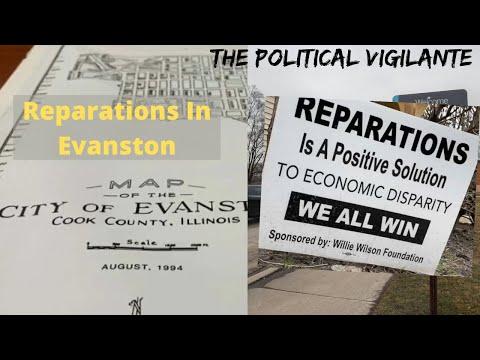 Evanston Reparations Bill Will Open Door For Change