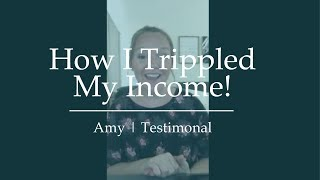 How To *Triple* Your Income With *Successful* Mini Sessions (Amy Photography Mentoring Testimonial)