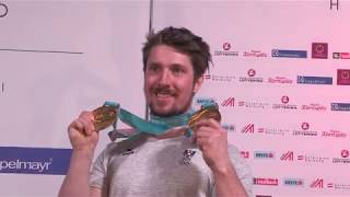 Marcel Hirscher ist Doppel-Olympiasieger | Kholo.pk