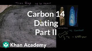 Carbon 14 Dating 2