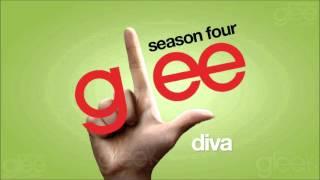 Diva - Glee Cast [HQ] (DOWNLOAD)