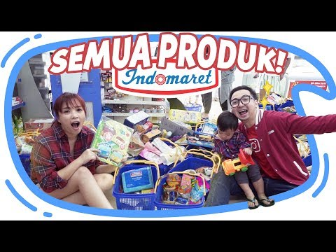 Download BELI SEMUA PRODUK DI INDOMARET Wkwkwk #BORONG HD Mp4 3GP Video and MP3