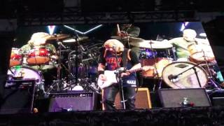 Joe Walsh w/the James Gang - Funk #49 - Live - Cleveland, Ohio.  June 10, 2017.