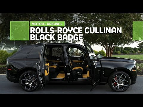 External Review Video 4YWruO1bIa0 for Rolls-Royce Cullinan SUV