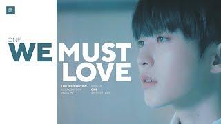 ONF - We Must Love Line Distribution (Color Coded) | 온앤오프 - 사랑하게 될 거야
