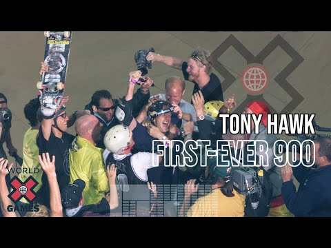 Tony Hawk is 50 years old today. Here is the video of him doing the first 900 in competition at the 1999 X-Games...