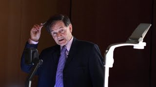 Sir Roger Penrose, Aeons before the Big Bang (Copernicus Center Lecture 2010)