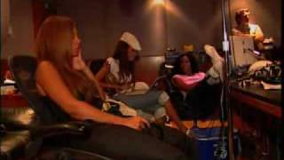 Destiny's Child Behind The Scenes - Recording Stand Up For Love