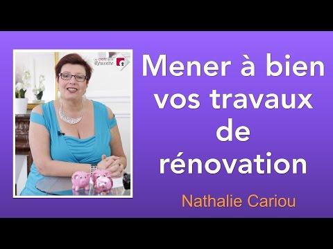 Mener à bien vos travaux de rénovation