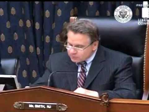 2012 Lyme Hearing: Foreign Affairs SubCom/Rep C Smith