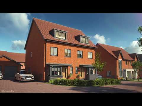 New Homes in Rugby