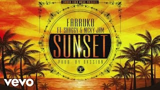 Sunset (Audio) - Farruko feat. Shaggy (Video)