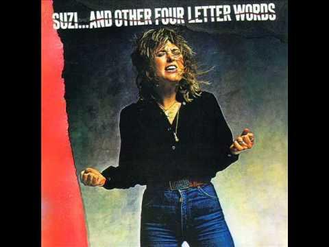 """Suzi Quatro """"She's In Love With You"""""""