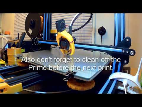 Download Testing the TH3D EZABL on the CR-10 in Full HD Mp4 3GP