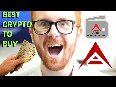 Top ALT COIN PICK JUNE & BEYOND! Ark | Ark Coin Review |Best Cryptocurrency To Buy