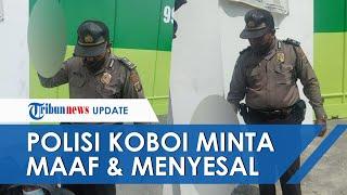 Viral Video Oknum Polisi Todongkan Pistol ke Buruh di Deliserdang, Kini Minta Maaf dan Menyesal