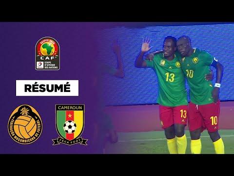 CAN 2022 : Le Cameroun écrase à nouveau le Mozambique (Résumé Vidéo)
