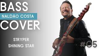 Bass Line STRYPER Shining Star (BAIXO COVER, por Naldão)