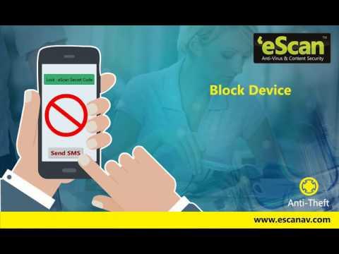 Video of eScan - Tablet Antivirus