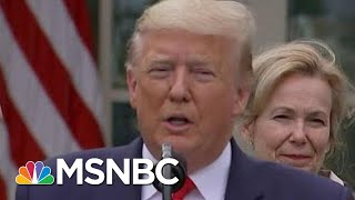 See The Chilling Virus Warnings Trump Ignored – Before Pandemic Outbreak | The Beat With Ari Melber